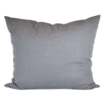 Grey Linen Pillow