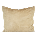 Tan Suede Pillow