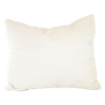 Ivory Woven Pillow