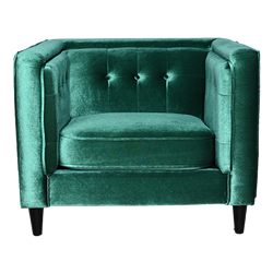 Emerald Arm Chair