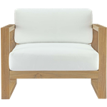 Trinity Teak Arm Chair