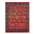 Red Traditional Rug - 6' x 9'