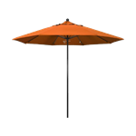 Orange Market Umbrella