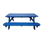 Picnic Table - Blue
