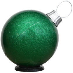 Oversized Ornament - Green