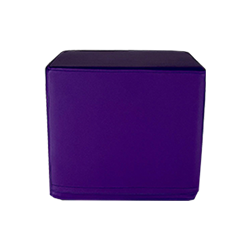 Cube Stool Purple