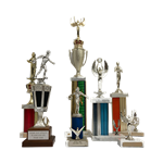 Vintage Trophy Scatter Package