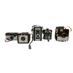 Vintage Camera Scatter Package