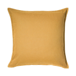 Mustard Canvas Pillow