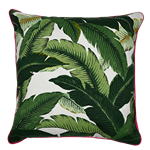 Palm Leaf Pillow