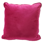 Fuchsia Velvet Pillow