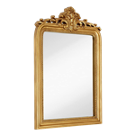 Gold Adorned Mirror