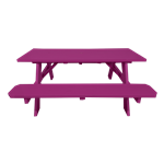 Picnic Table - Pink