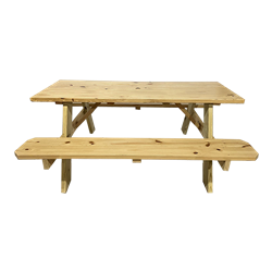 Picnic Table - Natural