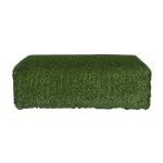 Artificial Grass Bench