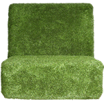 Artificial Grass Banquette
