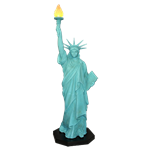 Statue of Liberty - 8' Tall